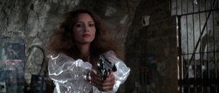 Fatima Blush (played by Barbara Carrera) Never Say Never Again 199-0