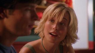 Desiree Atkins (played by Krista Allen) Smallville 50