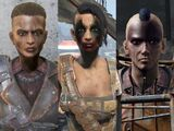 Female Raiders (Fallout 4)