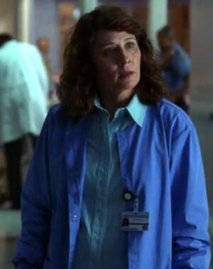 Nurse Joanne McKay