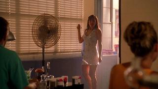 Desiree Atkins (played by Krista Allen) Smallville 06
