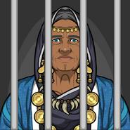 Mama Yasmine arrest