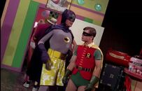 Batmanland - batman and robin