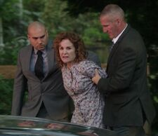 Gail Arrested
