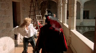 Justine de Winter (played by Kim Cattrall) The Return of the Musketeers 2280