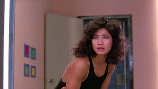 The Japanese Fighter in My Lucky Stars (played by Michiko Nishikawa) 240