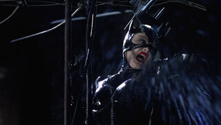 Selina Kyle-Catwoman (played by Michelle Pfeiffer) Batman Returns 71