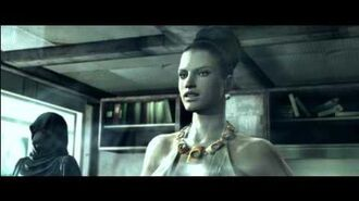 Almost every shot of Excella from Resident Evil 5