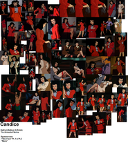 Candice Collage