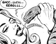 Olinka Casanova-Romanoff 3 Superfumetti