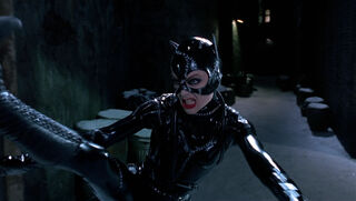 Selina Kyle-Catwoman (played by Michelle Pfeiffer) Batman Returns 32