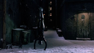 Selina Kyle-Catwoman (played by Michelle Pfeiffer) Batman Returns 38