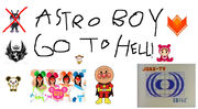 Astro boy go to hell album cover by jackiedolamorefan-d989dvs