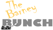 The Barney Bunch logo