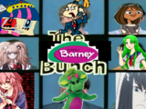 The Female Barney Bunch