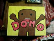 Domo painting