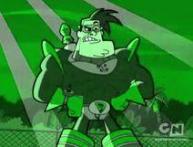 Destructicus green