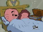 Hector Waking Up With Stomach
