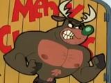 Rupert the Green-Nosed Reindeer