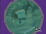 Snowy Stomach