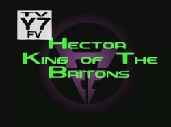 Hector, King of the Britons