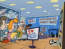 It's Mart Mart