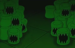 Vicious Marshmallows