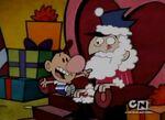 BillyMandy Santa