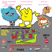 Wow! wow! Wubbzy! Into the Cartoon Universe! Poster