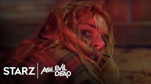 Ash vs Evil Dead Season 1 Finale Preview STARZ