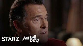 Ash vs Evil Dead The Delta STARZ