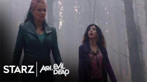 Ash vs Evil Dead Ep. 209 Clip Dumb Luck STARZ