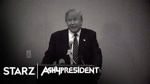 Ash4President Creating More Jobs STARZ