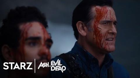 Ash vs Evil Dead Ep. 102 Clip It's Just a Fact STARZ