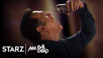 Ash vs Evil Dead Shemps Who Gives? STARZ