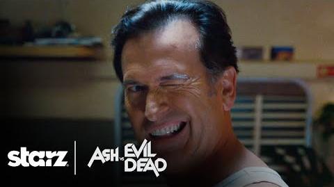 Ash vs Evil Dead Evil Trailer STARZ