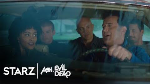 Ash vs Evil Dead Season 3, Episode 6 Clip End Evil STARZ