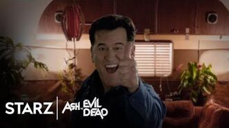 Ash vs Evil Dead Who's Your Daddy? Sex STARZ