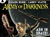 Ash In Space