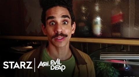 Ash vs Evil Dead Ash's Killer Crib STARZ