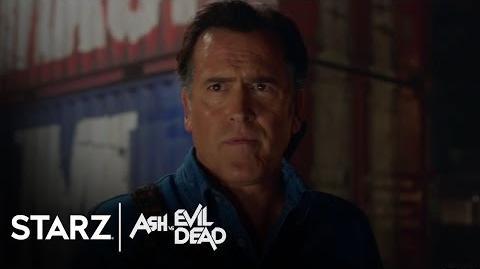 Ash vs Evil Dead Ep. 204 Clip Oil Change STARZ