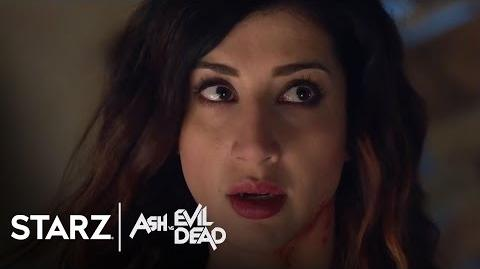 Ash vs Evil Dead Episode 109 Preview STARZ