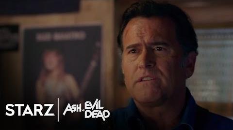 Ash vs Evil Dead Episode 202 Preview STARZ