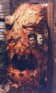 Rotten Apple Head
