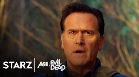 Ash vs Evil Dead Episode 108 Preview STARZ