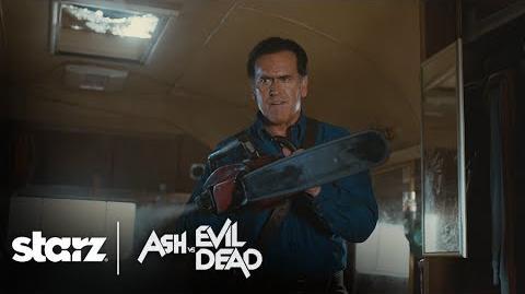 Ash vs Evil Dead Official Trailer STARZ