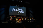 New York Comic Con 2015 - Ash vs Evil Dead event 030