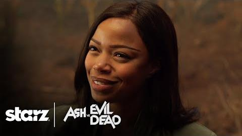 Ash vs Evil Dead Ep. 108 Clip Lady, I Like Your Style STARZ