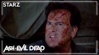 Ash vs Evil Dead Inside the World of Ash vs Evil Dead Series Finale STARZ
