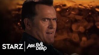 Ash vs Evil Dead Shemps Never Too Early STARZ